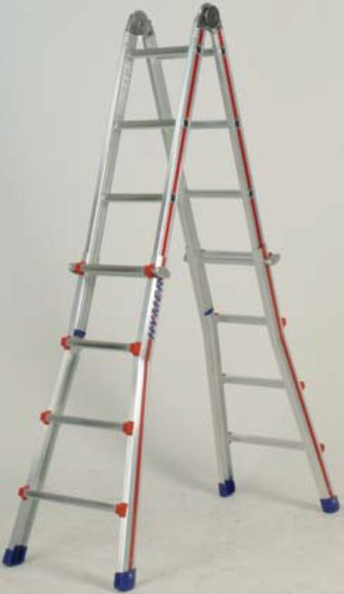 escaleras homologadas imas andamios aluminio